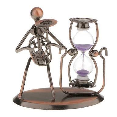 Image result for vintage hourglass sand timer