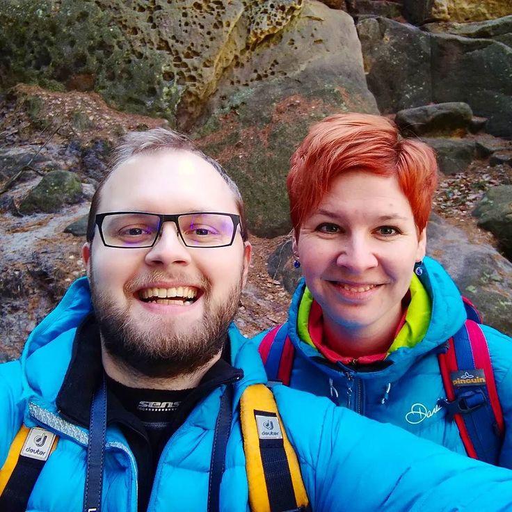 Včera jsme si užili další výlet!  Tentokrát jsme jeli prozkoumat oblast Kokořínska kde jsme prošli naučnou stezku kolem Mšena s odbočkou na známé Pokličky. #sbatuzkem #cestovani #dnescestujem #ceskarepublika #kokorin #vylet #tipnavylet #travel #traveling #travelblogger #instaphoto #instalike #spring #jaro #hike #enjoy #cestujeme #cestujemespolu