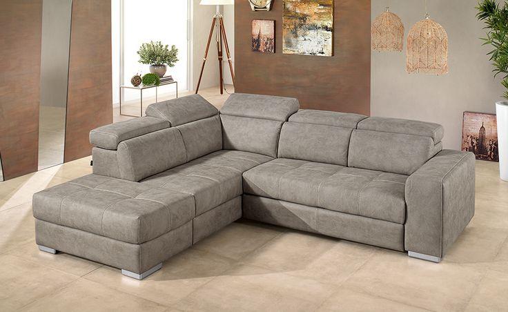 Comodità e spazio in unico divano con il nostro modello lisa in ...