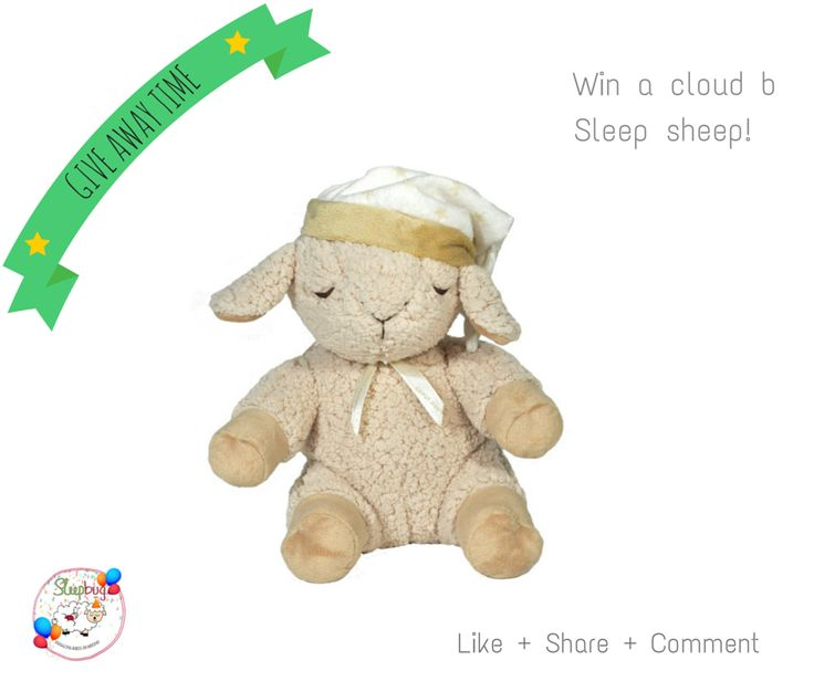 Enter to win: Win a cloud b Sleep Sheep with smart sensor. | http://www.dango.co.nz/s.php?u=jfwHQDnh3219