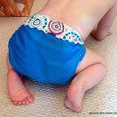 """Badehose / Badewindel """"Planschespaß"""" für Babys und Kleinkinder, kostenlos mit Nähanleitung und Schnittmuster"""