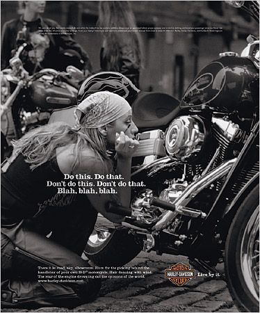 This is the poster that Jenn finds so fascinating. It was also from a June 2007 ad in Women's Health magazine. It's findable on Google books and shows up occasionally on ebay.