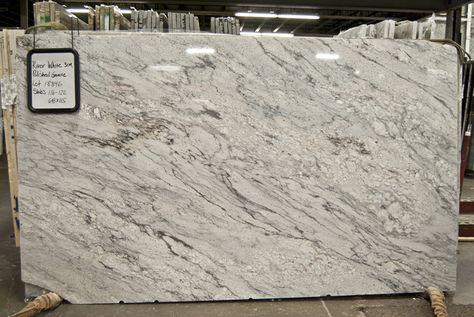 River White Granite Countertop   River White – Polished