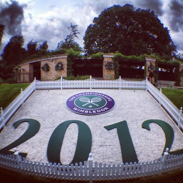 The Championships - Wimbledon 2012.  Photo credit: Tennis by Lisa