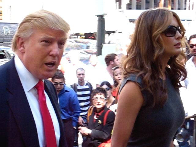 Facts about Melania Trump, Wife of Donald Trump - Girls in White Dresses Blog -- learn more about Melania Knauss, possible next first lady.
