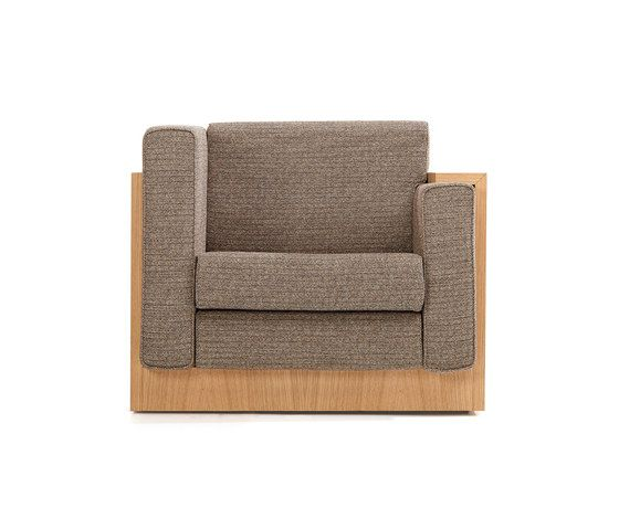 Alpha Seating Chair by Neutra by VS | Lounge chairs