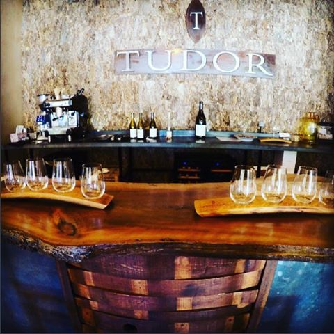 When Wine Enthusiast Editors Choice proclaims that a wine is ready rock you know that its time to jump on it and purchase the wineafter all you only live once. . Tudor Wines has a passion for making wine that started hundreds of years ago in a small Croat