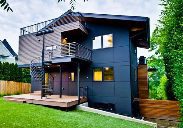 15 Modern Contemporary Homes On A Hill Contemporary House Modern House Design Modern Contemporary Homes