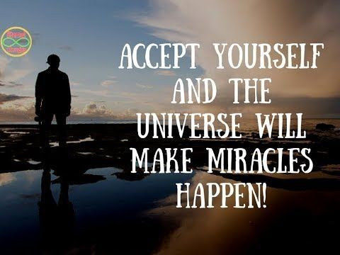 (1774) Abraham Hicks 2017-Accept Yourself and The Universe Will Make Miracles Happen!(new) - YouTube