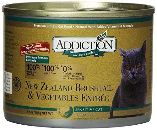 New Zealand Brushtail  Vegetables Entre Cat Food 2465 Ounce Cans -- For more information, visit image link.