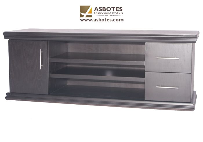 Le Grande TV Unit - Double Available in various colours. For more details contact us on (021) 591-0737 or go to our website www.asbotes.com