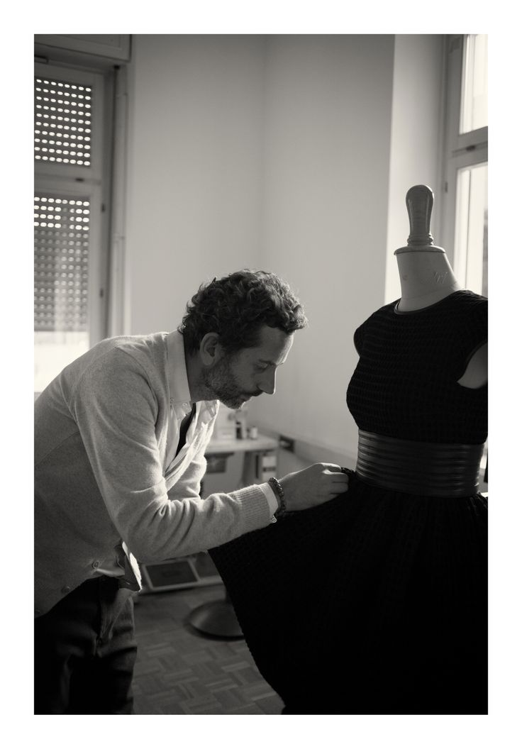 Fashion Designer Dimitrios Panagiotopoulos