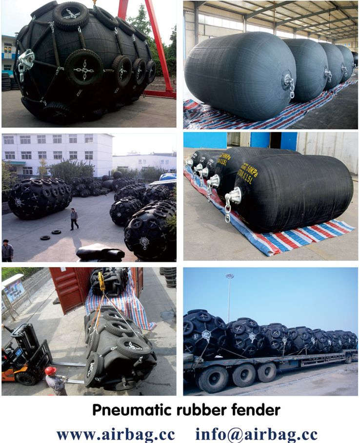 floating pneumatic rubber fenders  with sizes and specification