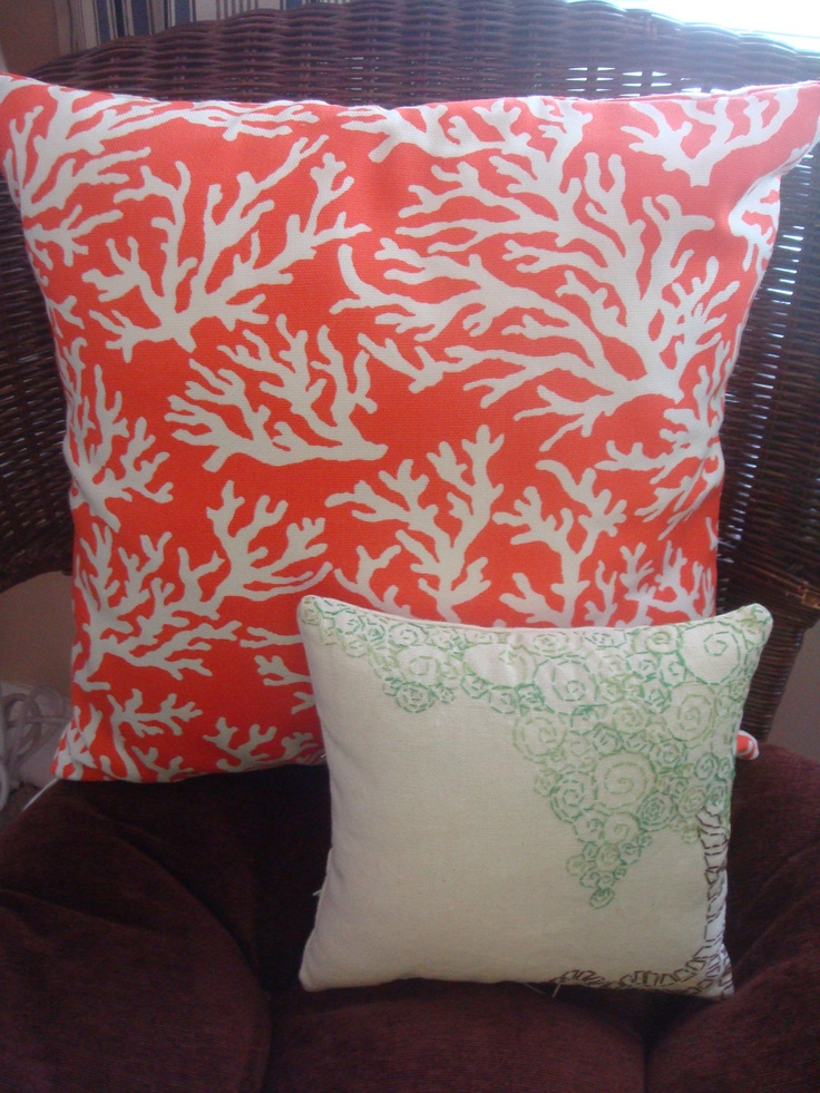 112 best Coral decorations images on Pinterest | Color palettes ...