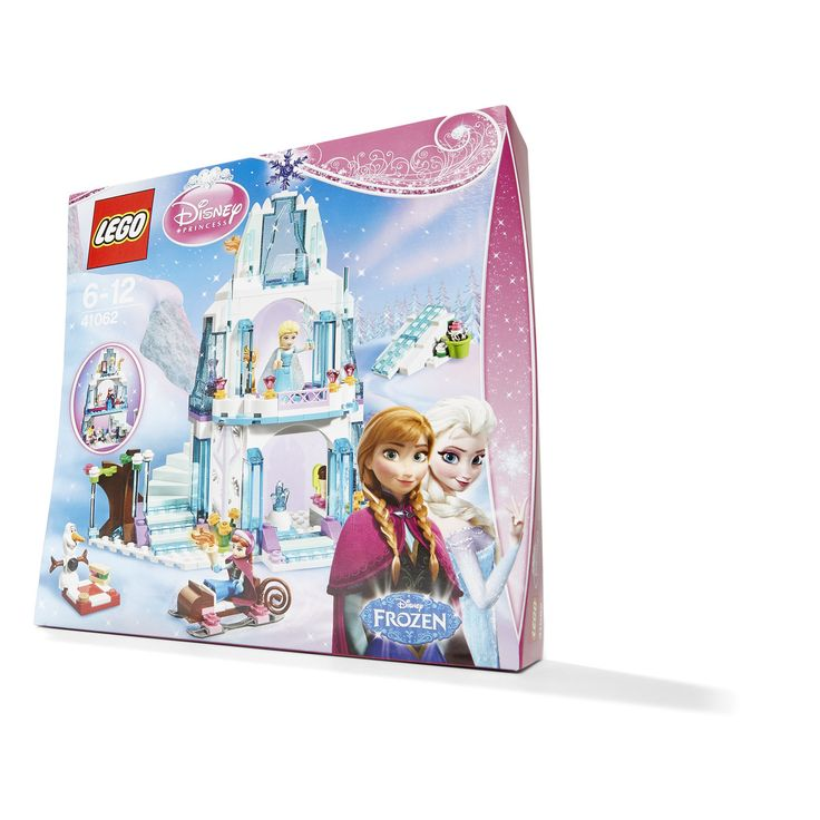 Ld Elsa's Ice Castle Lego Disney 41062 $48 Kmart