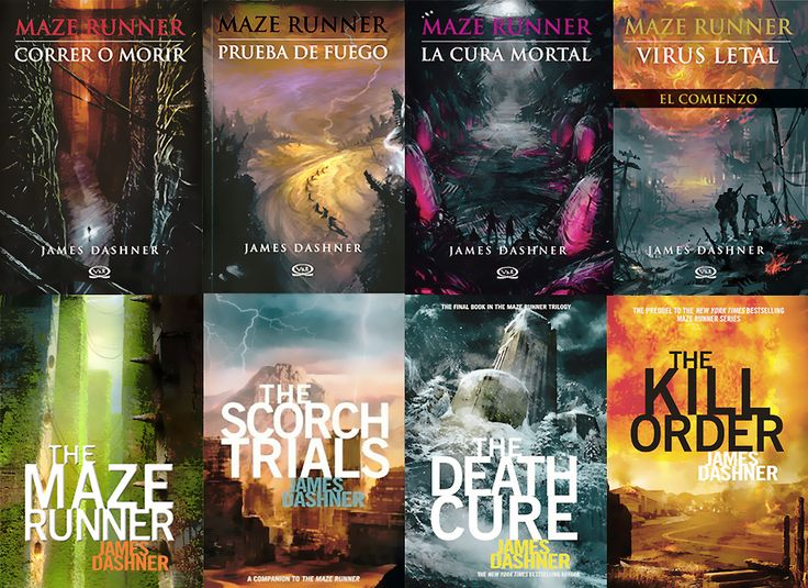 Book Cover Series Pdf ~ The maze runner libros pdf by dreamspacks on