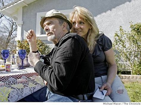 Merle Haggard Wife | Country music legend Merle Haggard and his wife Theresa on Wednesday ...