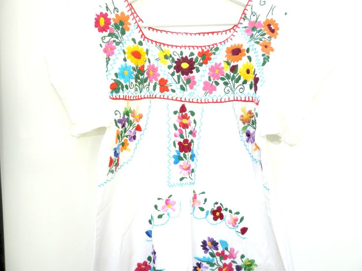Tamaryn mexican summer dresses