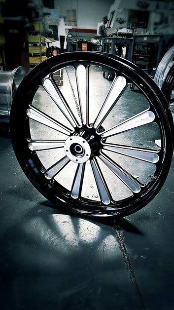 Custom Motorcycle Wheels  Custom Harley Wheels  Custom Motorcycle Parts