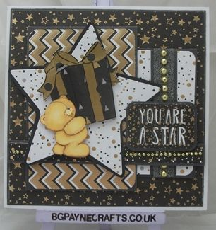 Picture of Free Forever Friends Classic Decadence Card Making Project
