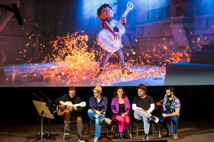 Watch a Brand-New Featurette on the Music of Coco