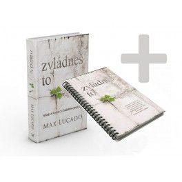 Zvládneš to – balík (kniha + zápisník)