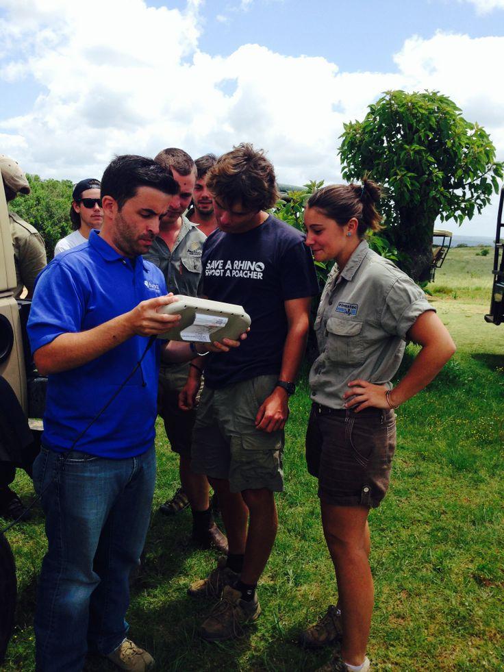 UAV Challege on Amakhala Game Reserve. #amakhala #conservation