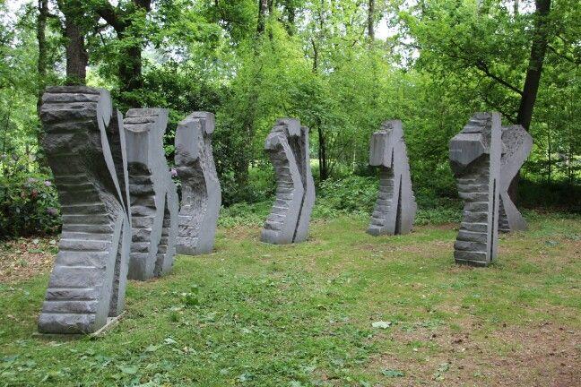 Outdoor sculptures, Kroller - Muller museum