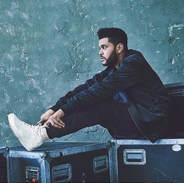 PumaXO The Weeknd Abel