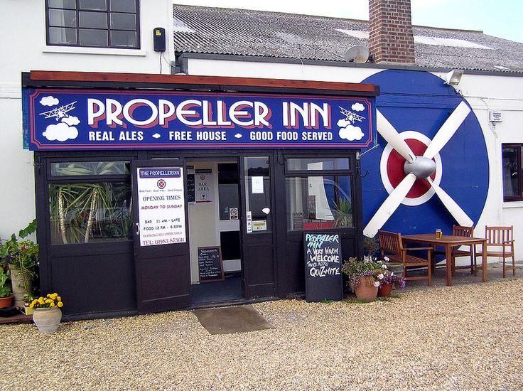 The Propeller Inn - Bembridge - Isle of Wight