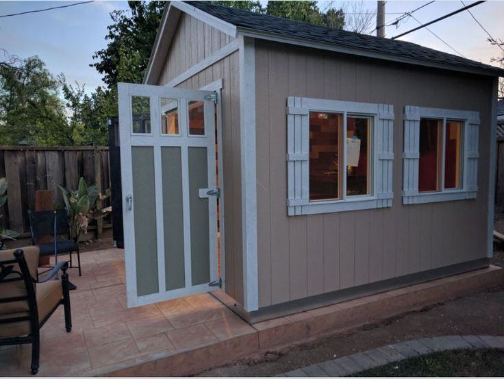 So Many Great Additions To This Pub Shed The Custom Options On Have