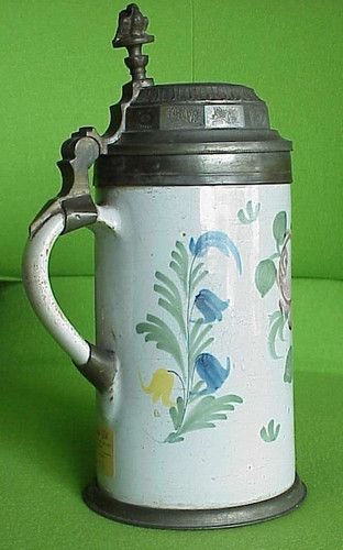 236 Best Images About Antique Steins On Pinterest Pewter