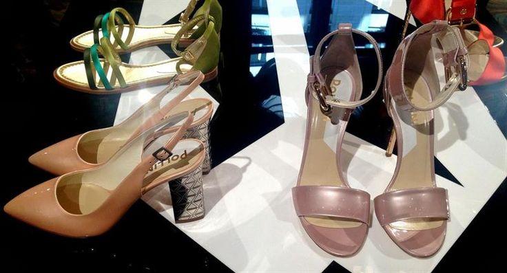 Итальянская обувь колекция весна лето