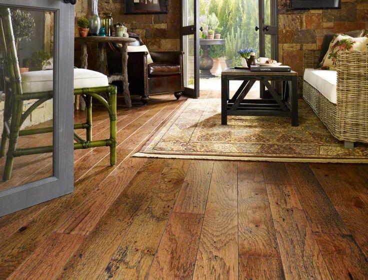 25 best ideas about hickory hardwood flooring on for Shaw hardwood flooring