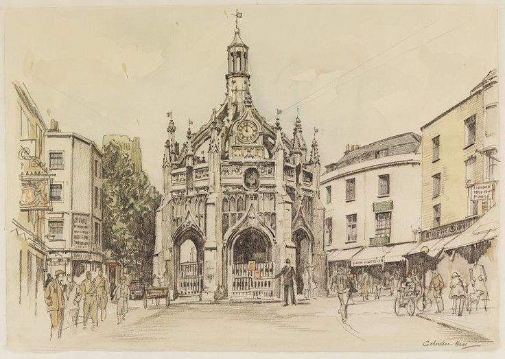 9 best maps images on pinterest cards maps and chichester market cross chichester malvernweather Gallery
