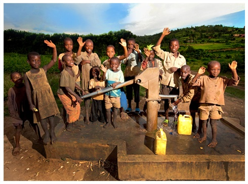 Donate to support water projects around the world. They need you.