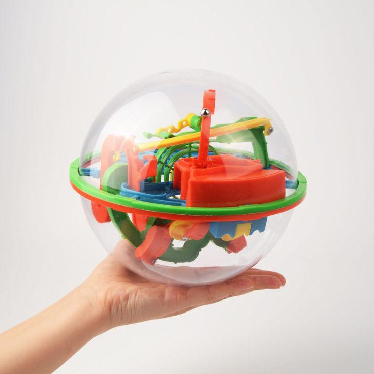 Brain Teaser Maze Ball