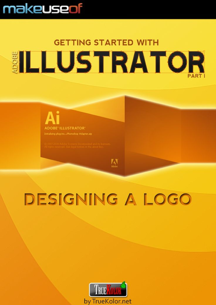 "Want to get started learning Adobe Illustrator, but feel overwhelmed? Check out ""Getting Started With Illustrator,"" the first Illustrator manual from MakeUseOf. With easy-to-follow instructions and plenty of annotated screenshots, this manual makes learning Illustrator simple. Adobe Illustrator is a vector drawing program. It is often used to create logos, icons, illustrations, charts, infographics, t-shirts,…"
