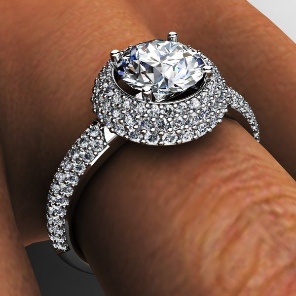 Rose Gold Engagement Rings Bay Area
