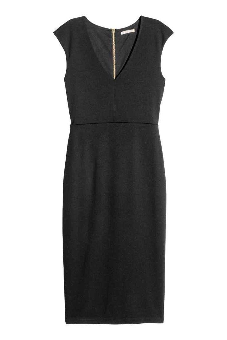 Getailleerde jurk | H&M