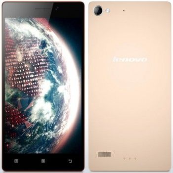 #LenovoVibeX2 #CepTelefonu - Gold #markado #markadocom