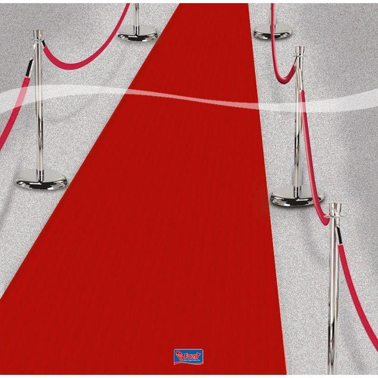 4.5m Red Carpet di nozze VIP: Amazon.it: Giochi e giocattoli