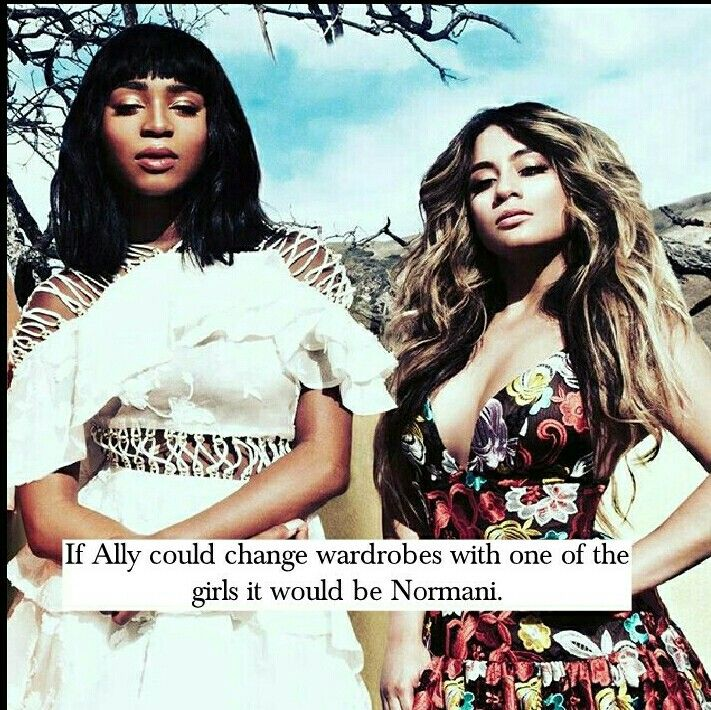 Fun fact about Ally and Mani