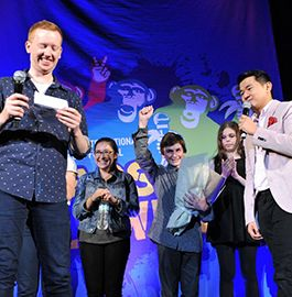 Class Clowns is Melbourne International Comedy Festival's development program for young people around the country.
