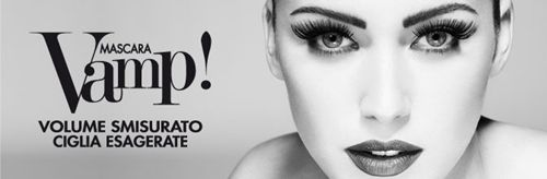 Vamp! The New Pupa Mascara!