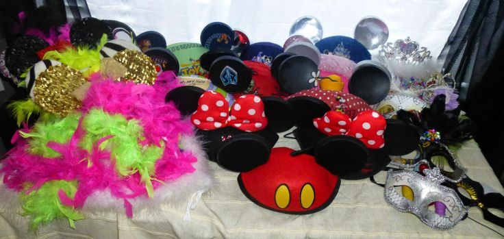 Mickey Mouse Party Photo Booth