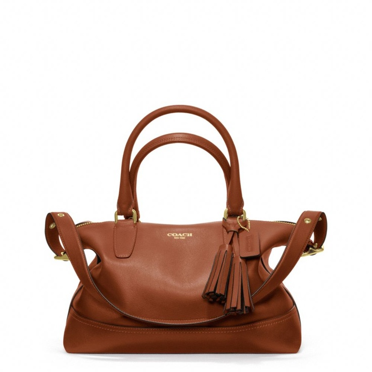 Coach legacy leather molly satchel $348.0