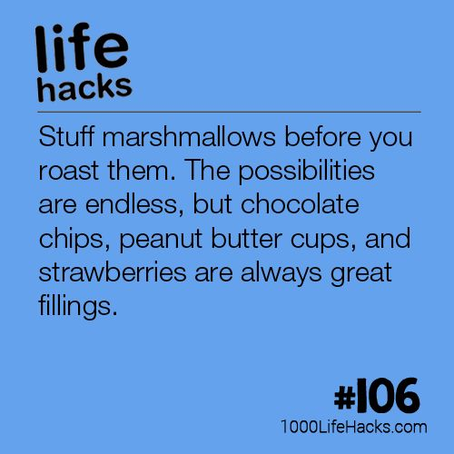 #106 – Stuffed Marshmallow Hack #christmastips&tricks