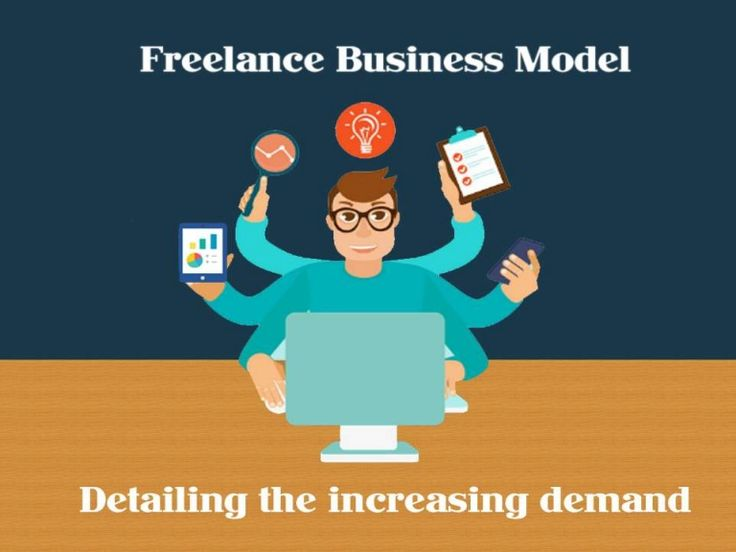 #Freelancing business model - Detailing the increasing demand  Check out: http://www.slideshare.net/agriya/freelancing-business-model-detailing-the-increasing-demand