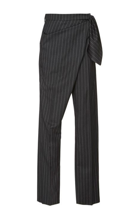 Single Knot Trousers by J.W. Anderson - Moda Operandi